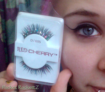 red cherry is my lash of choice