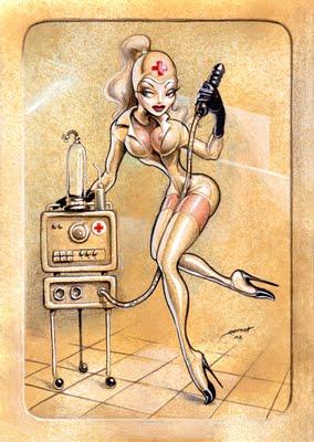 nurse flash fiction fff