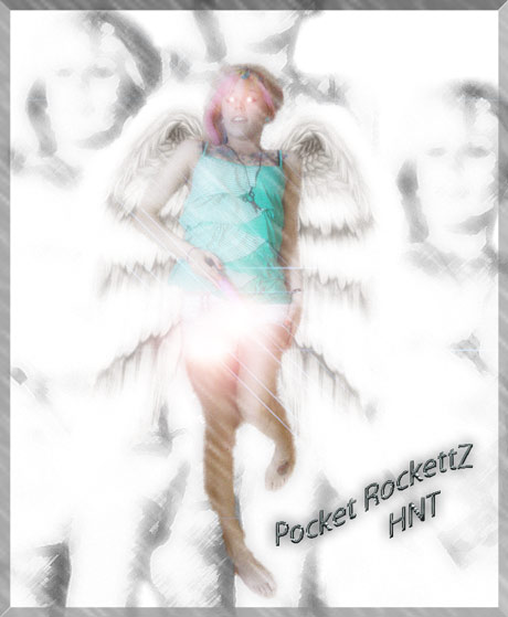 pocket rockettz the masturbation angel hnt